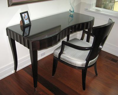 Custom fitted glass tabletops