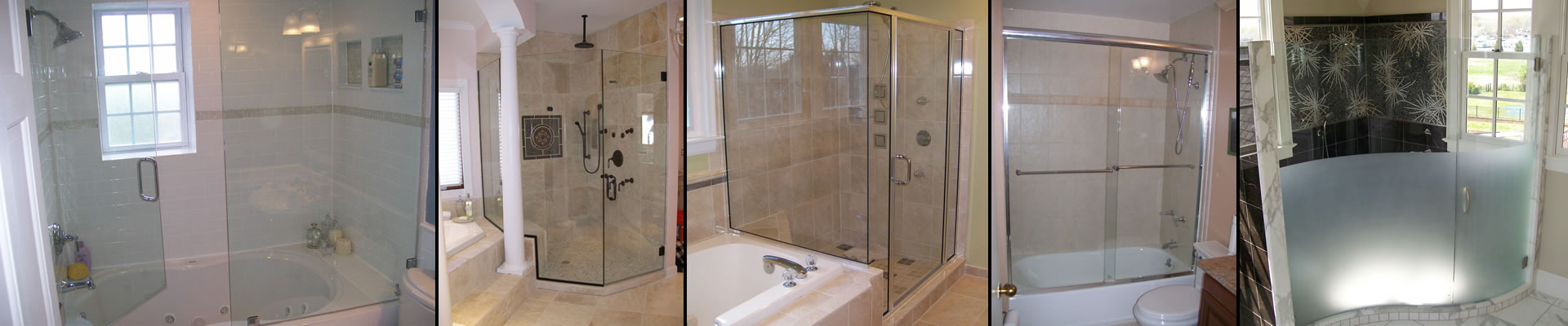 Bathtub and Shower Enclosures Design and Install